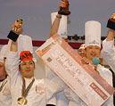 Japan wint Coupe du Monde
