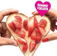 Op Valentijnsdag msn-en met brood