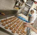 Hygienische wanden in de bakkerij