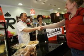 Winnaars Bakkerij en Banketbakkerij van het Jaar 2007