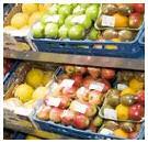 Info gezond voedsel in supers ondermaats
