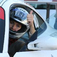Bakkerswereld-prijs: Debby Leijten racet op Zandvoort