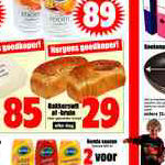 Dirk verkoopt brood voor 29 cent! Praat mee!