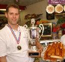 Van Dongen bakt beste Brabantse Worstenbroodje