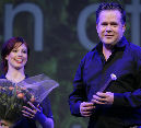 Roger van Damme wint Guardian of pastry Arts
