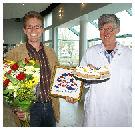Roel Boonstra Frysk Kampioen Oranjekoeke