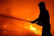 Bakkerij Kaandorp getroffen door brand