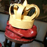 Moederdagtaart verbeeldt het leven van Koningin Beatrix