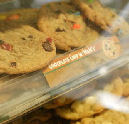 Keur aan koekjes op Veendamse vmbo
