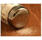 Zoutreductie geldt ook voor zeezout