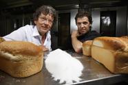 Jan-Aart Schuld en Rin van der Molen over zoutreductie