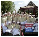 'Bakkerij hipper door Holland Bakery