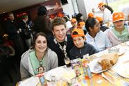 606 bakkers actief tijdens Het Nationaal Schoolontbijt