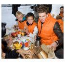 Sven Kramer opent Nationaal Schoolontbijt