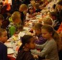 Stichting Nationale Sportweek ontvangt 122.500 euro van het Nationaal Schoolontbijt