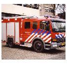 Brand banketbakkerij Brouwer aangestoken