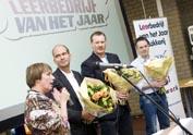 Hagedoren, de Echte Bakker 'Leerbedrijf van het Jaar 2009