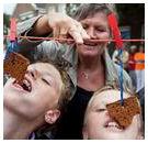 Bakkerij Haasnoot maakt zwaarste ontbijtkoek ter wereld