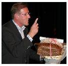 Hans van Breukelen motiveert Brabantse bakkers