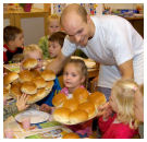 87 procent scholen bestelt lesmateriaal Nationaal Schoolontbijt