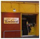 Reorganisatie bij bakkerij Koehorst