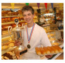 Bakkerij Ligthart maakt lekkerste én beste Brabantse worstenbroodje