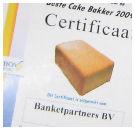 Banketpartners-Rijkhoff beste cakebakker Noord Holland