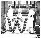 Broodpromotie uit 1948 winnende foto Bakkerswereld