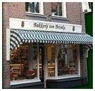 Nieuwe winkel voor Bakkerij Ten Brinke