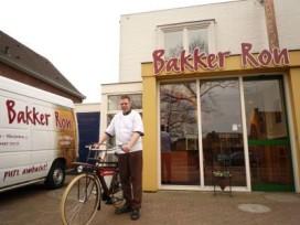 Bakkerswereldfiets naar Bakker Ron