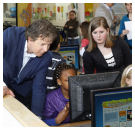Robert ten Brink geeft startschot speciale website Nationaal Schoolontbijt