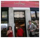 Nieuwe winkel Banketbakkerij Looijenga