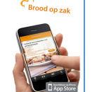 Brood nu ook als app verkrijgbaar