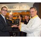 Kijkje in de beste Echte Bakker winkel (video)