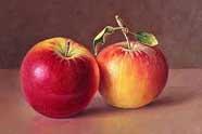 Variëren met appels in de bakkerij