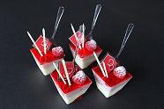 Valentijns dessert
