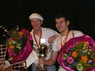 Geert Vreugdenhil winnaar Coupe de la Boulangerie