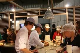 Bakkerijbranche actief op Skills Masters