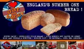 Bakels introduceert Oat & Barley Brood