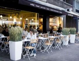 Rotterdam krijgt Baker's Café
