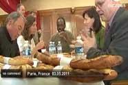 Beste stokbrood koop je in Parijs