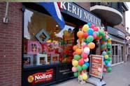 Nieuwe winkel Bakkerij Nollen