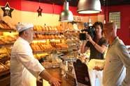 Bakkerijbranche op tv (beelden)