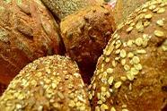 Biologische bakker levert aan natuurvoedingszaak