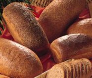 Spekranden in brood