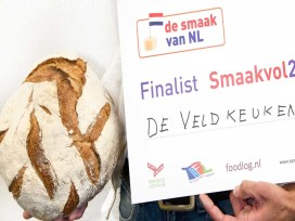 Levainbrood in finale Lekkerste product van Nederland
