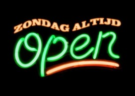 Bakker VVLP mag op zondag open