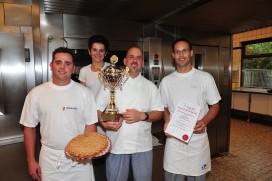 Bakkerij de Renet wint Week Ambachtelijke Vlaai