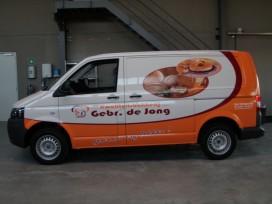 Bakkerij De Jong het best toegankelijk