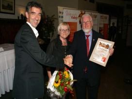 Onderscheiding voor Bert Kolkman
